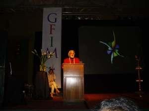 GFIM Peace Ambassador Alfredo Sfeir Younis.